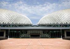 Free The Incredible Esplanade Opera Houses Stock Photography - 6918302