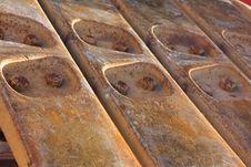 Free Fragment Of Caterpillar Track Stock Image - 6918881