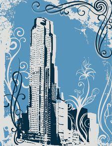 Free Grunge Urban Background Stock Photography - 6919182