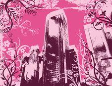 Free Grunge Urban Background Royalty Free Stock Photos - 6919328
