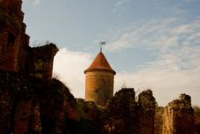 Free Castle Tower Stock Photography - 6919772