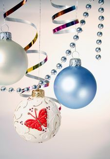 Free Christmas Ornament Royalty Free Stock Image - 6919776