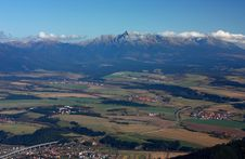 Free Mountain Landscape, Krivan - Slovakia Stock Photography - 6919852