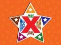 Free Xmas Star Stock Images - 6922414