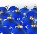 Free Christmas  Balls Royalty Free Stock Photos - 6929048
