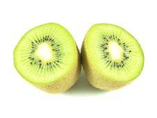 Free Kiwi, Halved Royalty Free Stock Images - 6920019