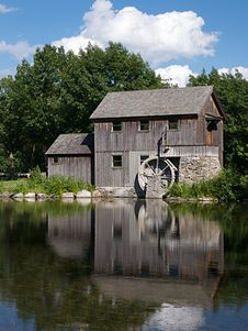 Free The Old Mill Stock Image - 6920271