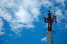 Free Telecommunication Tower Royalty Free Stock Images - 6920759