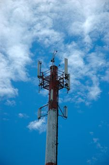 Free Telecommunication Tower Stock Photo - 6920760