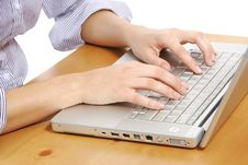 Free Laptop Keyboard Stock Photo - 6921060