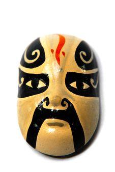 Free Chinese Traditional Opera Mask Stock Photos - 6921503