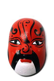 Free Chinese Traditional Opera Mask Royalty Free Stock Image - 6921506