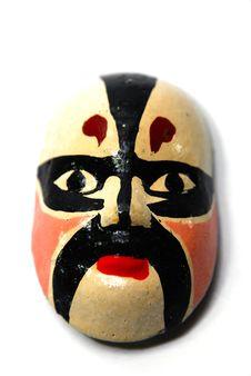 Free Chinese Traditional Opera Mask Stock Image - 6921511