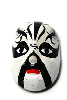 Free Chinese Traditional Opera Mask Stock Photography - 6921512