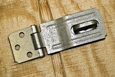 Free Door Latch Royalty Free Stock Image - 6921646