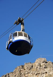 Free Cable Car Ride Stock Photography - 6921722