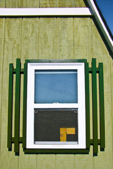 Free Barn Window Stock Images - 6921754