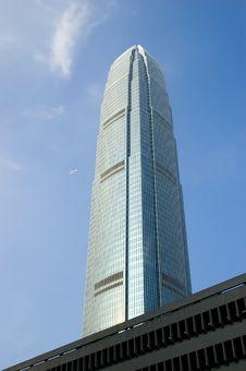 Free Highest Skyscraper In Hongkong Stock Image - 6921871
