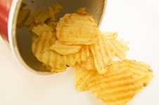 Free Out Of Crisps Stock Photos - 6921903