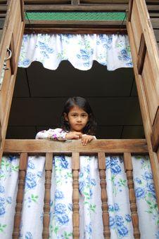 Free Malaysian Girl Stock Photography - 6921932