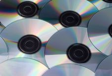 Free Compact Discs Royalty Free Stock Photos - 6922048