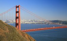 Free Golden Gate Bridge Royalty Free Stock Image - 6922096