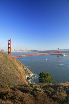 Free Golden Gate Bridge Royalty Free Stock Photography - 6922097