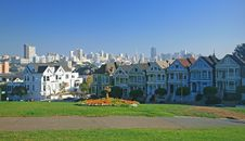 Free San Francisco City Skyline Stock Image - 6922101