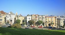 Free San Francisco Houses Stock Photography - 6922102