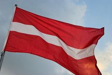 Free Austrian Flag Royalty Free Stock Images - 6922669