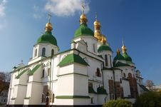 Free Saint Sophia Cathedral Stock Photography - 6922842