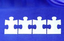 Puzzles Stock Photography