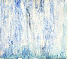 Blue. Royalty Free Stock Image