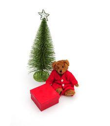 Free Teddies Christmas Royalty Free Stock Photo - 6924295