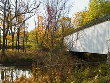 Free The Van Sant Covered Bridge 3 Royalty Free Stock Photography - 6925047