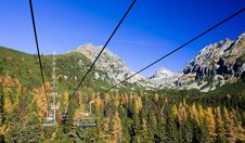 Free Mountain Chairlift Stock Images - 6926394
