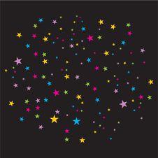 Free Vector Confetti Stock Photography - 6926982