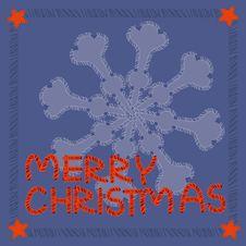 Free Christmas Greeting Card Stock Photos - 6927793