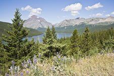 Free Vista Of Glacier National Park Stock Photo - 6928550