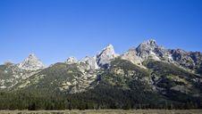 Free Grand Teton National Park Royalty Free Stock Photography - 6928557