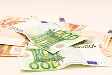 Free Euro Banknotes Stock Photography - 6928832
