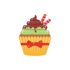Free Cupcake Royalty Free Stock Photo - 69236325