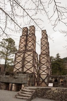 Free Nirayama Reverberatory Furnace Stock Image - 69260261