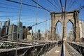 Free Brooklyn Bridge Royalty Free Stock Photo - 6932855