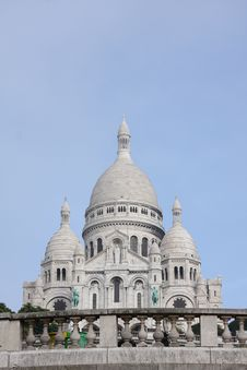 Free Sacre Coeur Stock Photo - 6930080