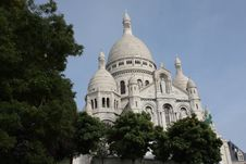 Free Sacre Coeur Stock Photography - 6930202
