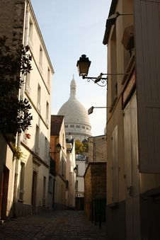 Free Sacre Coeur Stock Images - 6930394