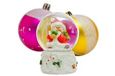Free Snow Globe - Christmas Souvenir Royalty Free Stock Images - 6931239