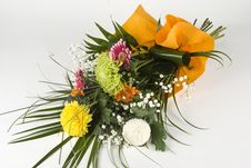 Free Flowers Bouquet Royalty Free Stock Image - 6931376