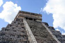 Free Ancient Mayan Temple Royalty Free Stock Image - 6931596